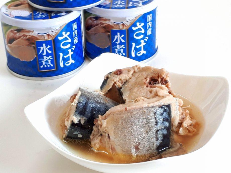 非常食サバ缶