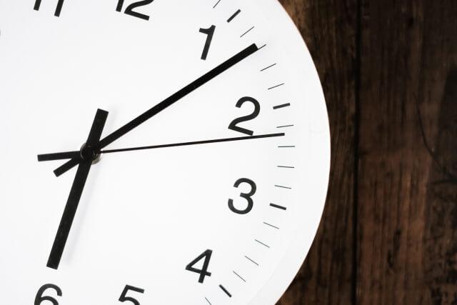 学校の時計