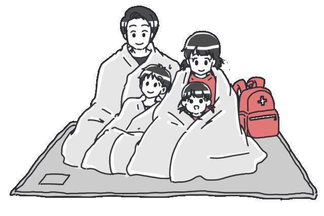 避難所スペース