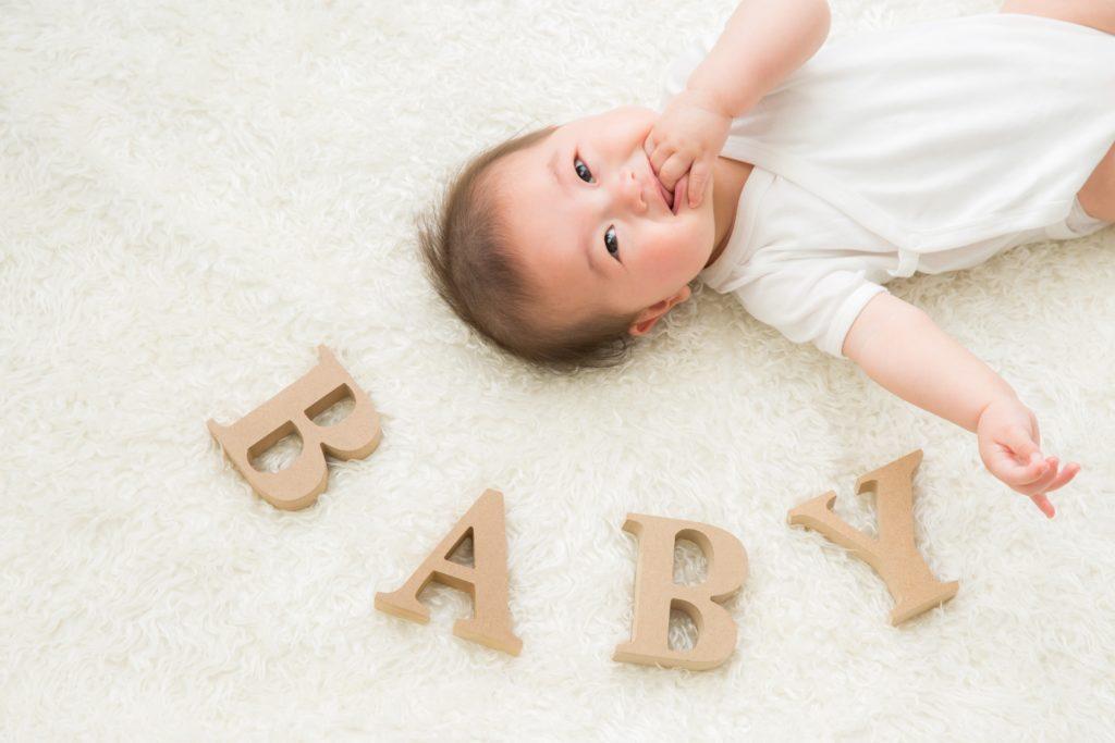 赤ちゃんの非常食-イメージ