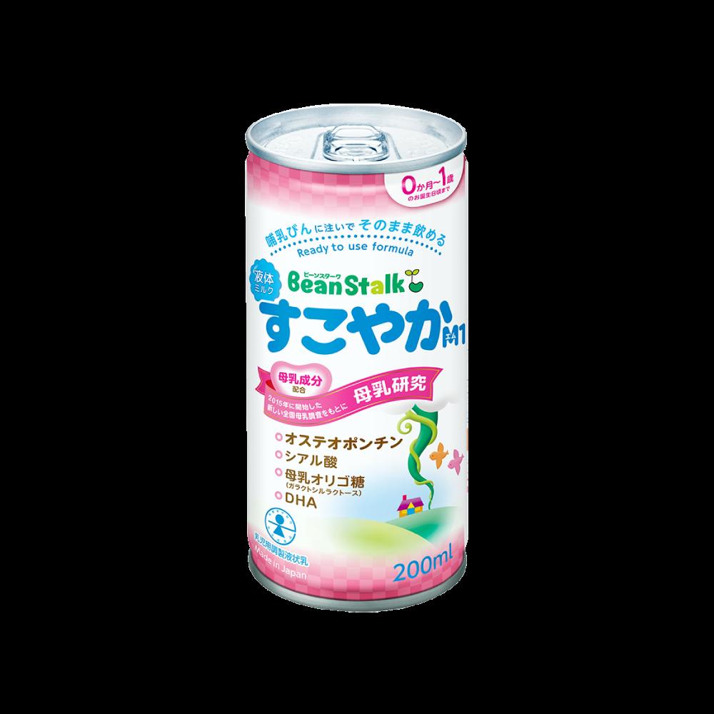 液体ミルク-すこやかM1