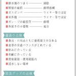 台風の予報が出たら見直すことリストver.2