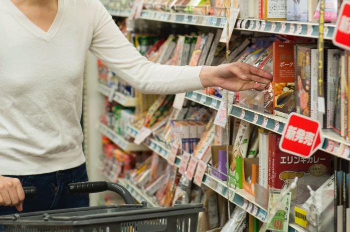 スーパーで選ぶ
